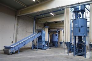 Picture for category Plastcompactors /  Agglomeration equipment
