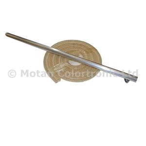 Picture of SUCTION PROBE SET ALUMINIUM 3M D = 38MM
