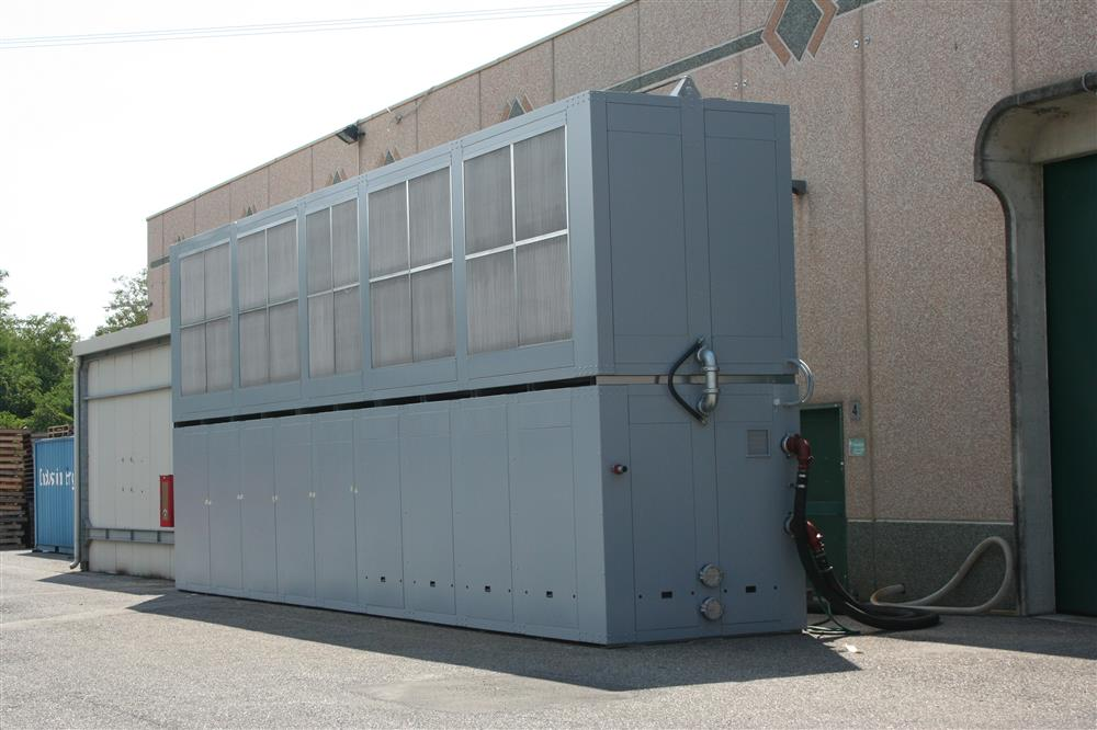 IESG System chiller
