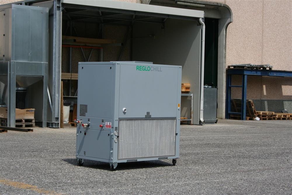 RC2E Stand-alone chiller