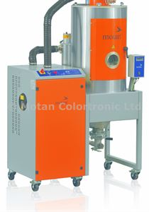 Picture of LUXOR 80 WITH 250 LITRE DRYING BIN